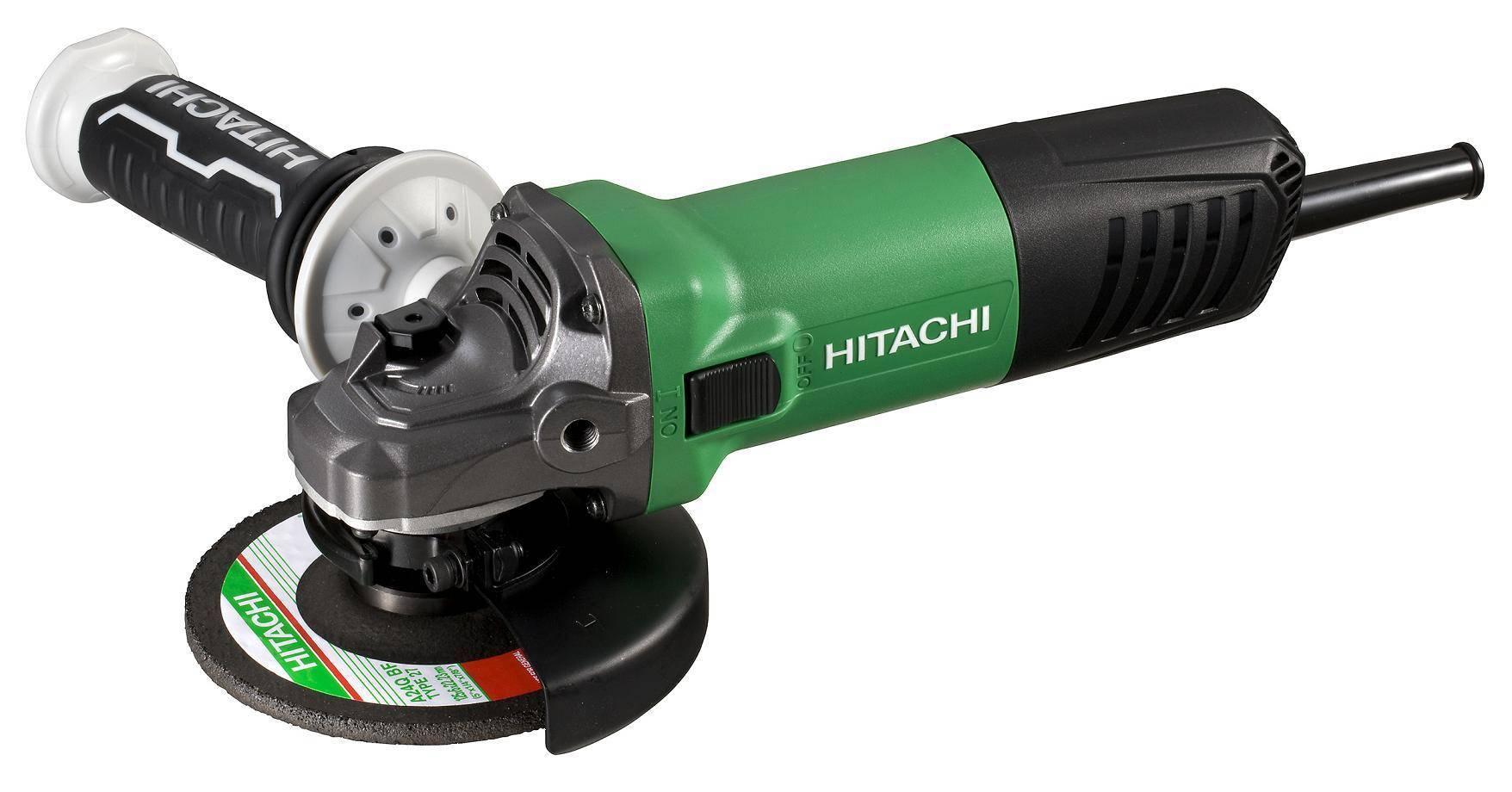 УШМ (болгарка) Hitachi G12sw-nu ушм болгарка hitachi g13sr4 nu
