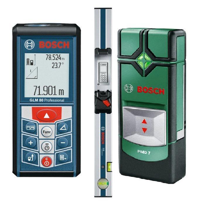 Дальномер Bosch Glm 80 + РЕЙКА r60 (0.601.072.301) + Детектор pmd7 mitsubishi 100% mds r v1 80 mds r v1 80