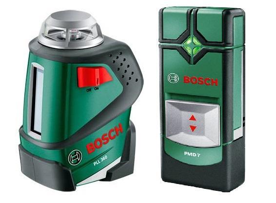 Уровень Bosch Pll 360 (0.603.663.020)