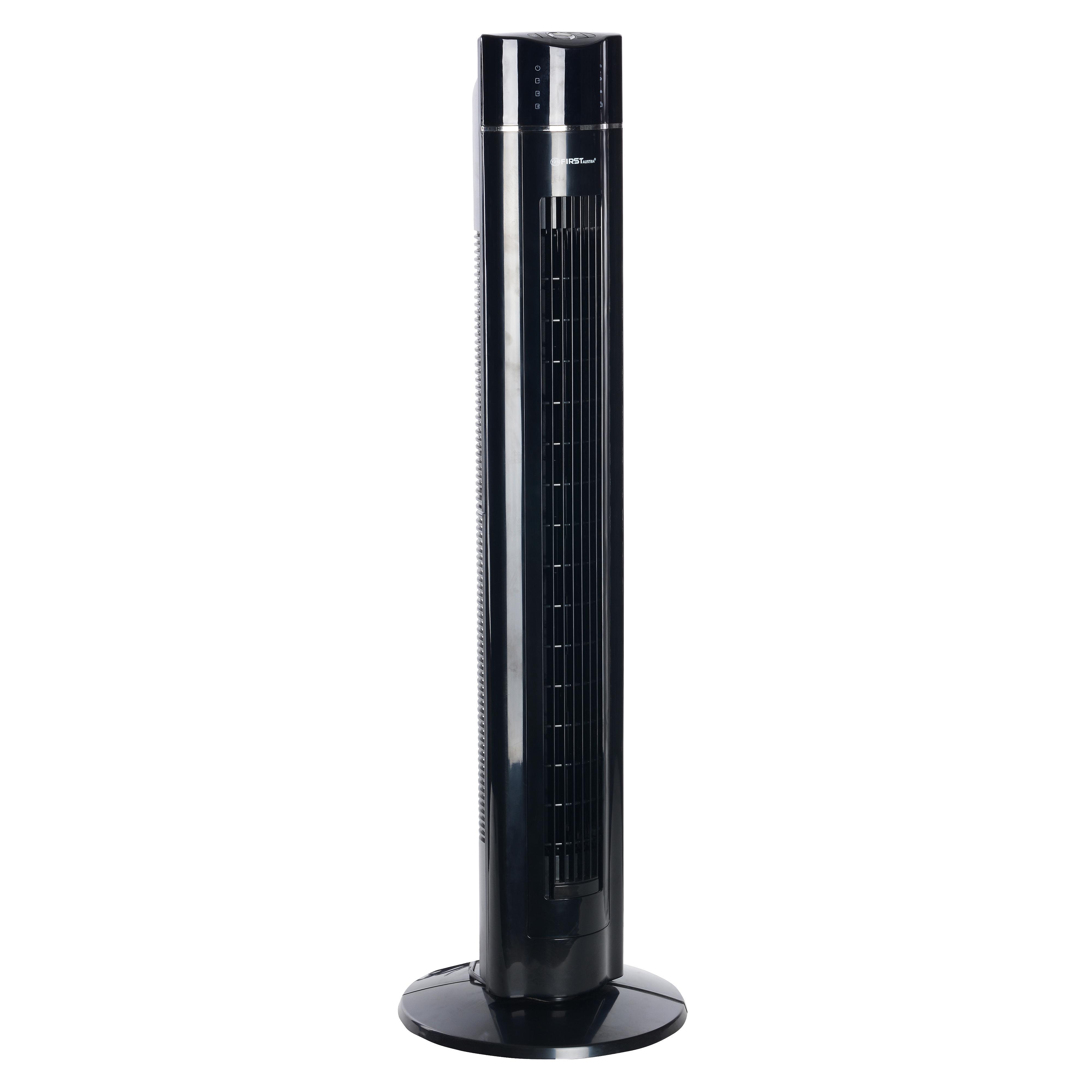 Вентилятор First Fa-5560-2 black