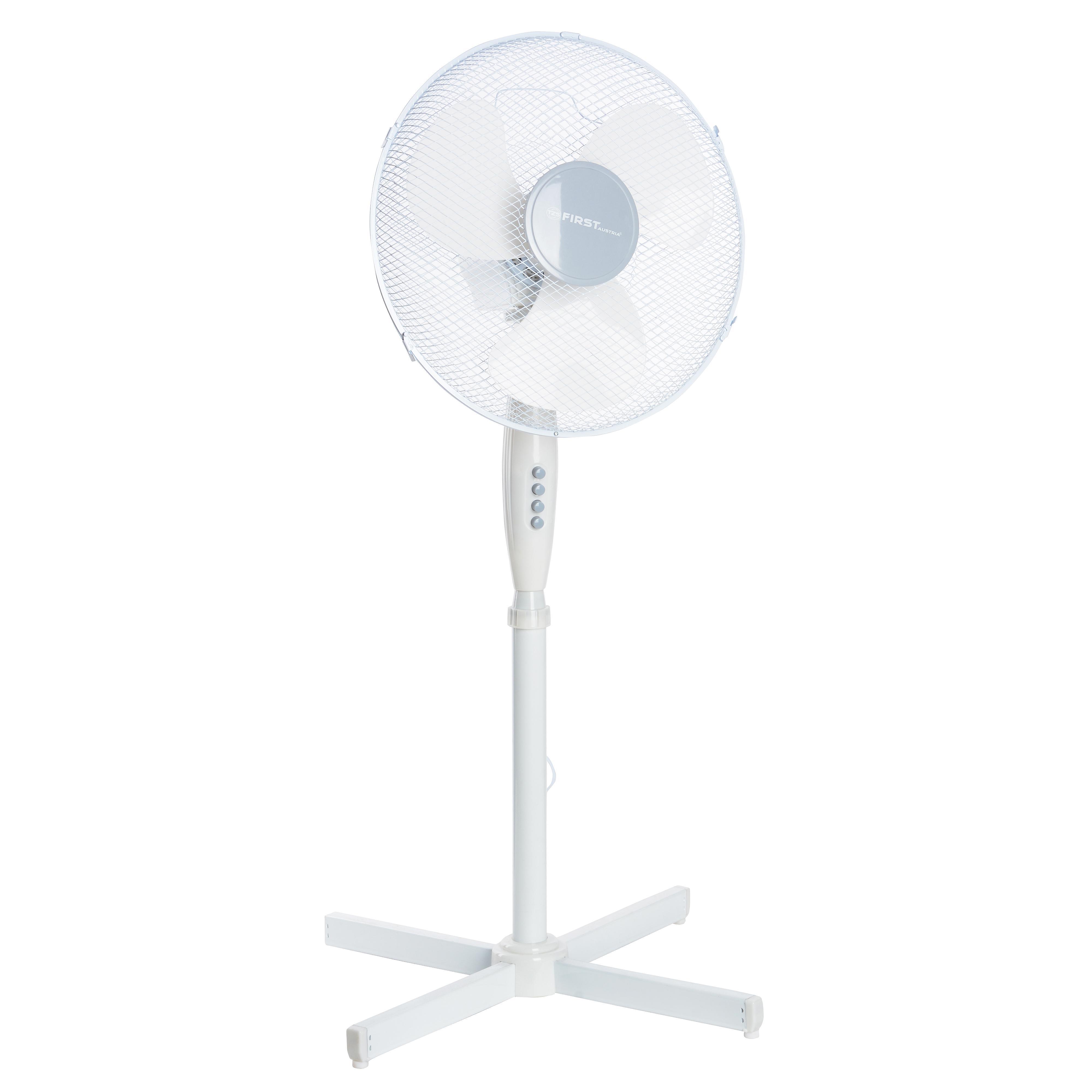 Вентилятор First Fa-5553-1 white
