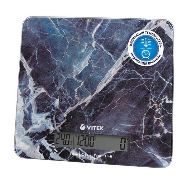 Весы кухонные Vitek Vt-8022(bk) кухонные весы vitek кухонные весы vitek vt 8022 bk