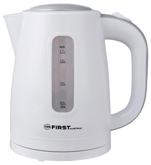 Чайник First Fa-5426-4 white