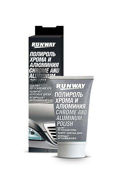 Полироль Runway Rw2546 полироль пластика goodyear атлантическая свежесть матовый аэрозоль 400 мл