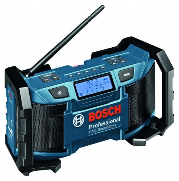 Набор Bosch Радио gml soundboxx (0.601.429.900),Адаптер gaa 18v-24 набор bosch радио gml 50 power box 0 601 429 600 адаптер gaa 18v 24