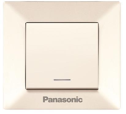 Выключатель Panasonic Wmtc0002-2bg-res arkedia
