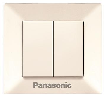 Выключатель Panasonic Wmtc0009-2bg-res arkedia