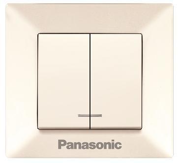 Выключатель Panasonic Wmtc0010-2bg-res arkedia