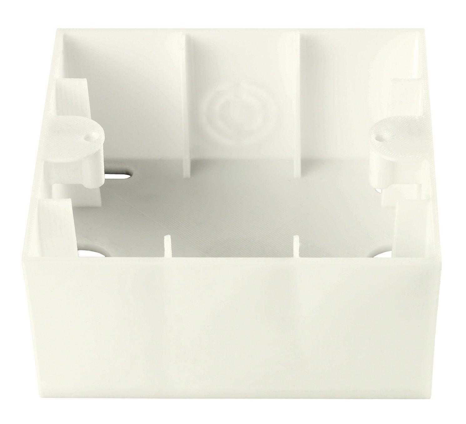 Коробка установочная Panasonic Wktc0791-9bg-res karre plus
