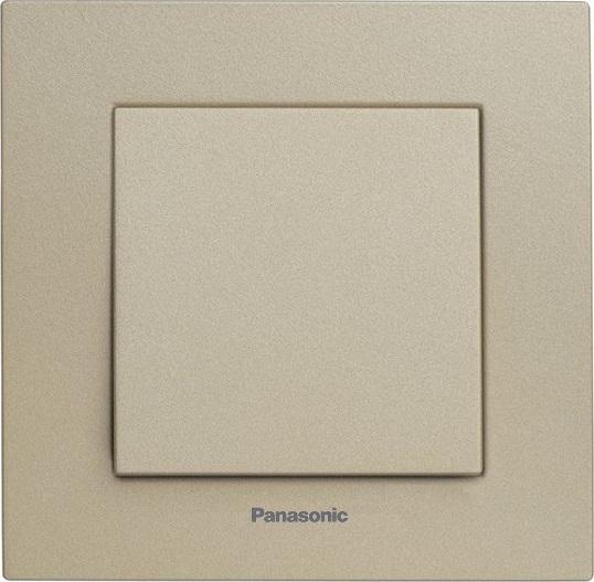 Механизм выключателя Panasonic Wktt0001-2br-res karre plus
