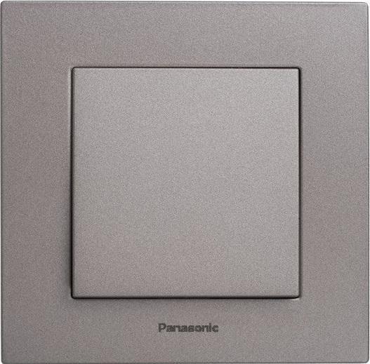 Механизм выключателя Panasonic Wktt0001-2dg-res karre plus