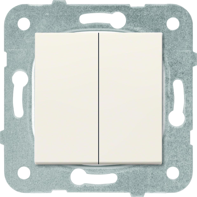 Механизм выключателя Panasonic Wktt0009-2bg-res karre plus