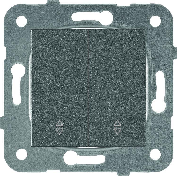 Механизм переключателя Panasonic Wktt0011-2dg-res karre plus lacywear dg 265 log