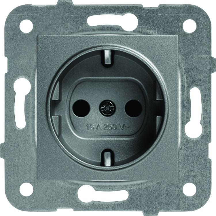 Механизм розетки Panasonic Wktt0202-2dg-res karre plus