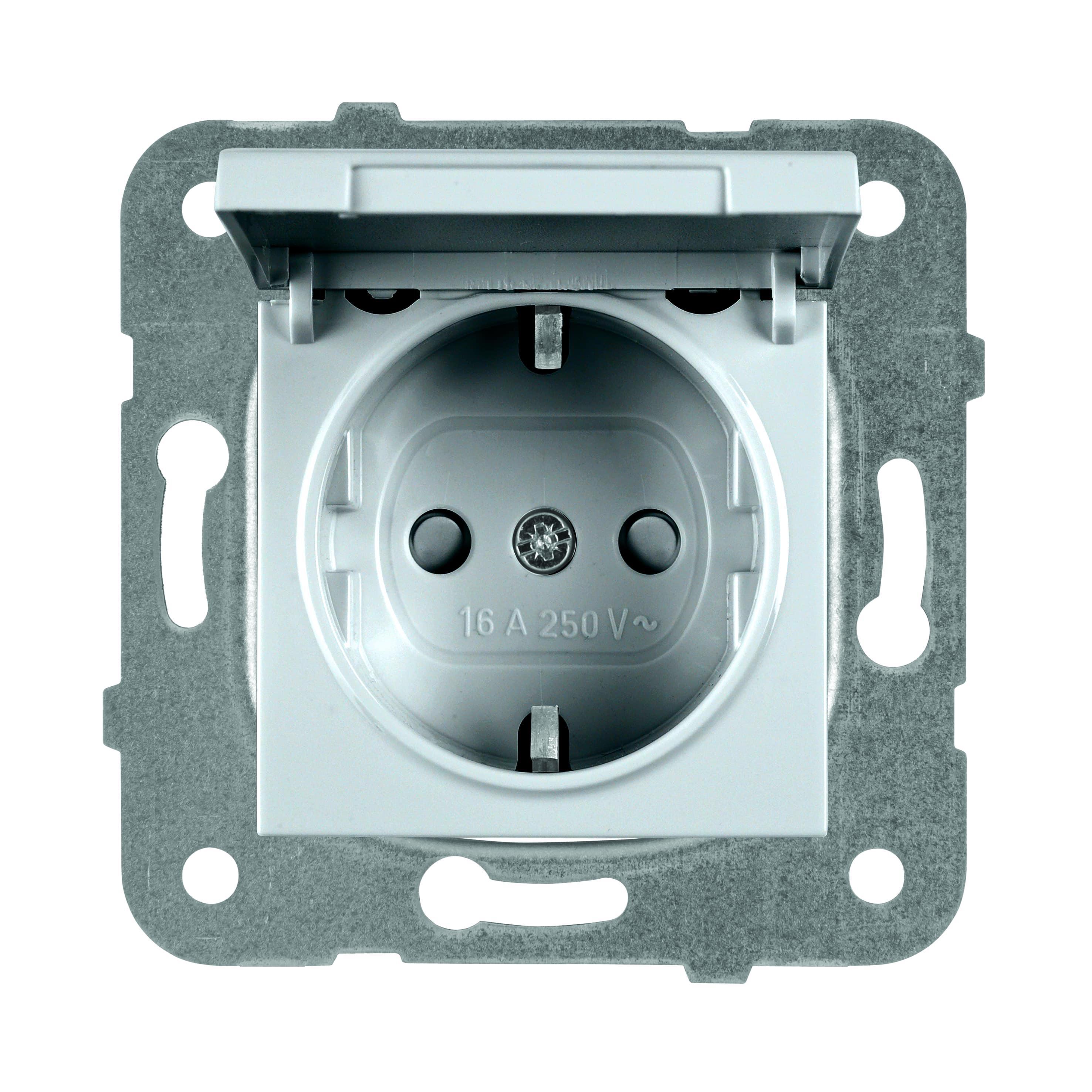 Механизм розетки Panasonic Wktt0210-2sl-res karre plus кофеварка polaris pcm 0210 450 вт черный