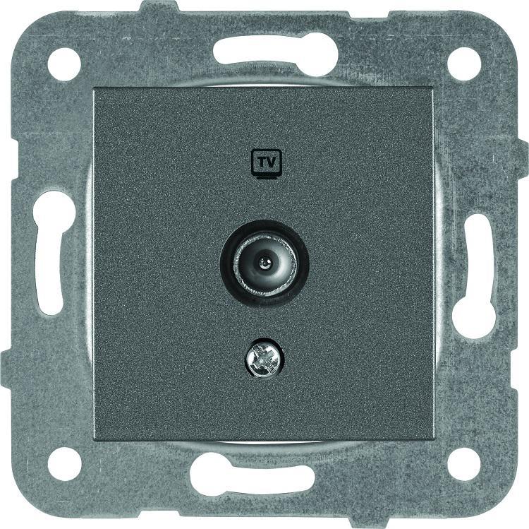 Механизм розетки Panasonic Wktt0451-2dg-res karre plus lacywear dg 188 shi