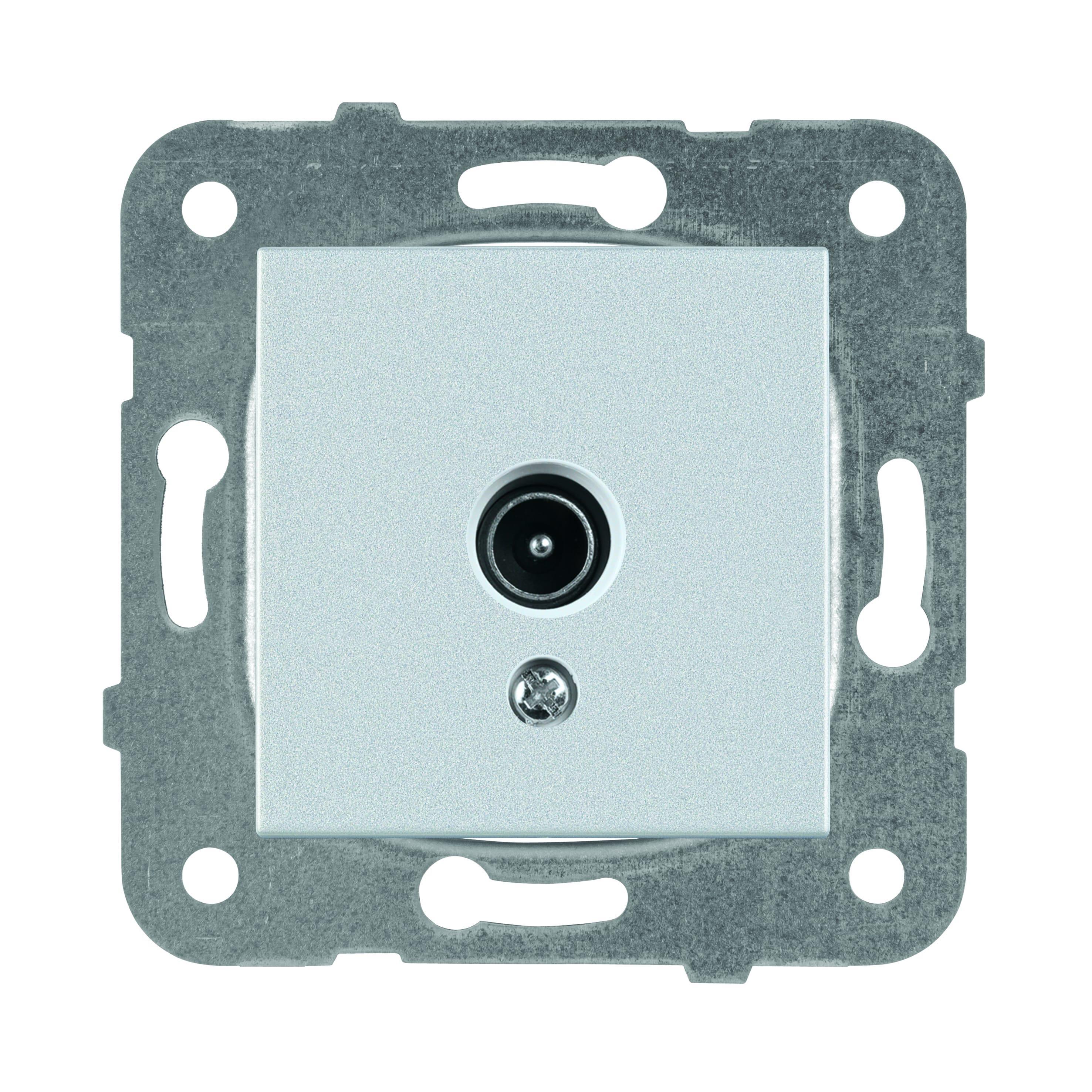 Купить Механизм розетки Panasonic Wktt0451-2sl-res karre plus