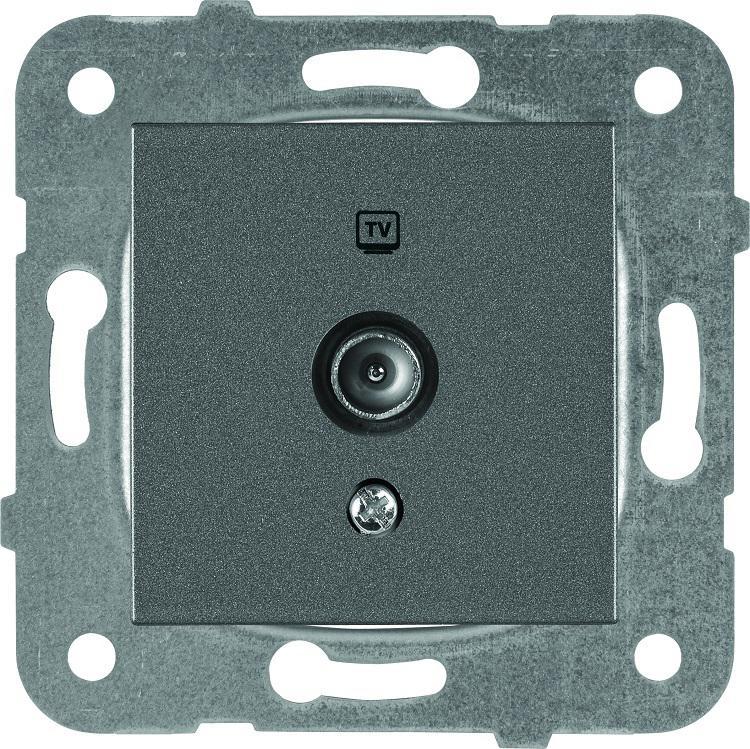 Механизм розетки Panasonic Wktt0452-2dg-res karre plus lacywear dg 188 shi