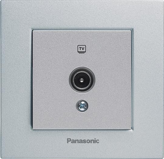 Купить Механизм розетки Panasonic Wktt0452-2sl-res karre plus
