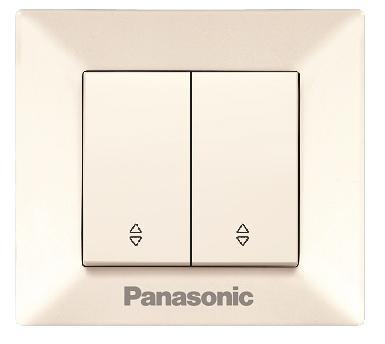 Переключатель Panasonic Wmtc0011-2bg-res arkedia