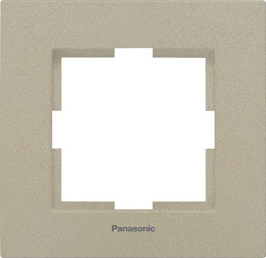 Рамка Panasonic Wktf0801-2br-res karre plus tramp trg 016