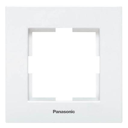 Рамка Panasonic Wktf0801-2wh-res karre plus