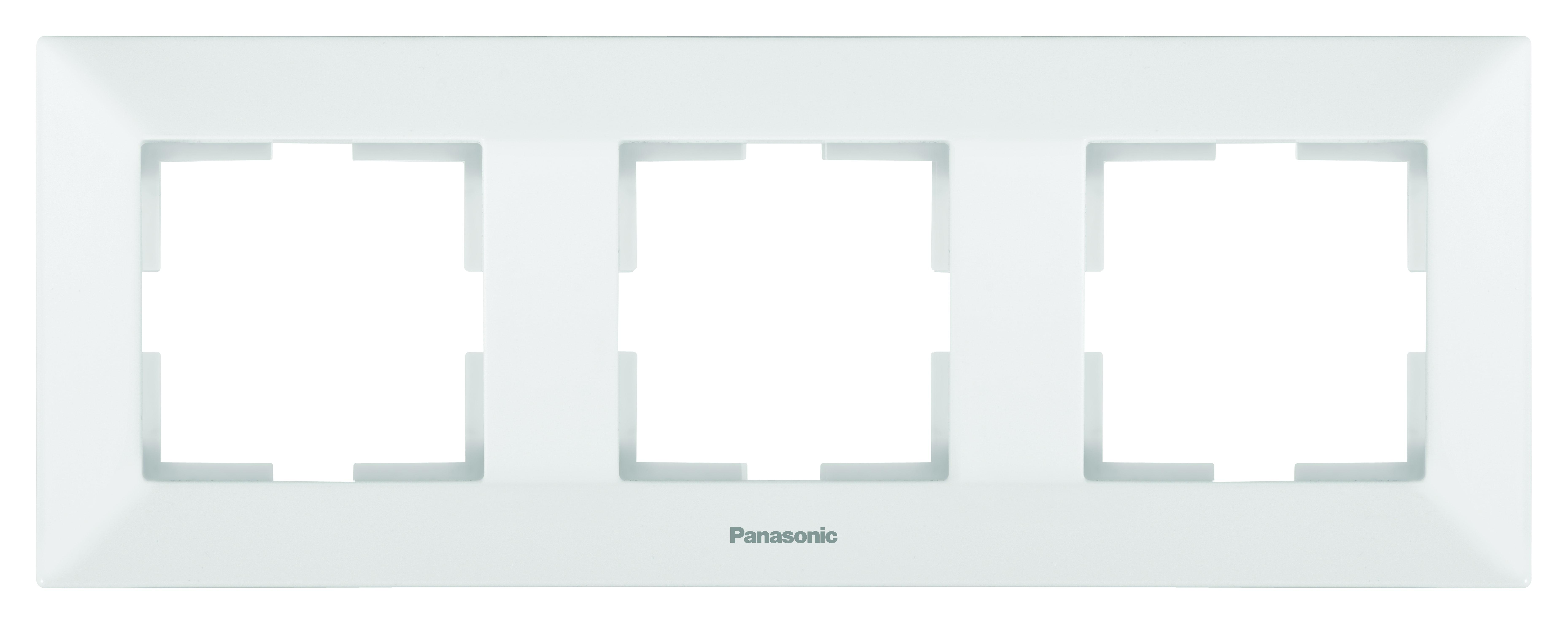 Рамка Panasonic Wktf0802-2bg-res arkedia свч panasonic nn st251wzte 700 вт белый