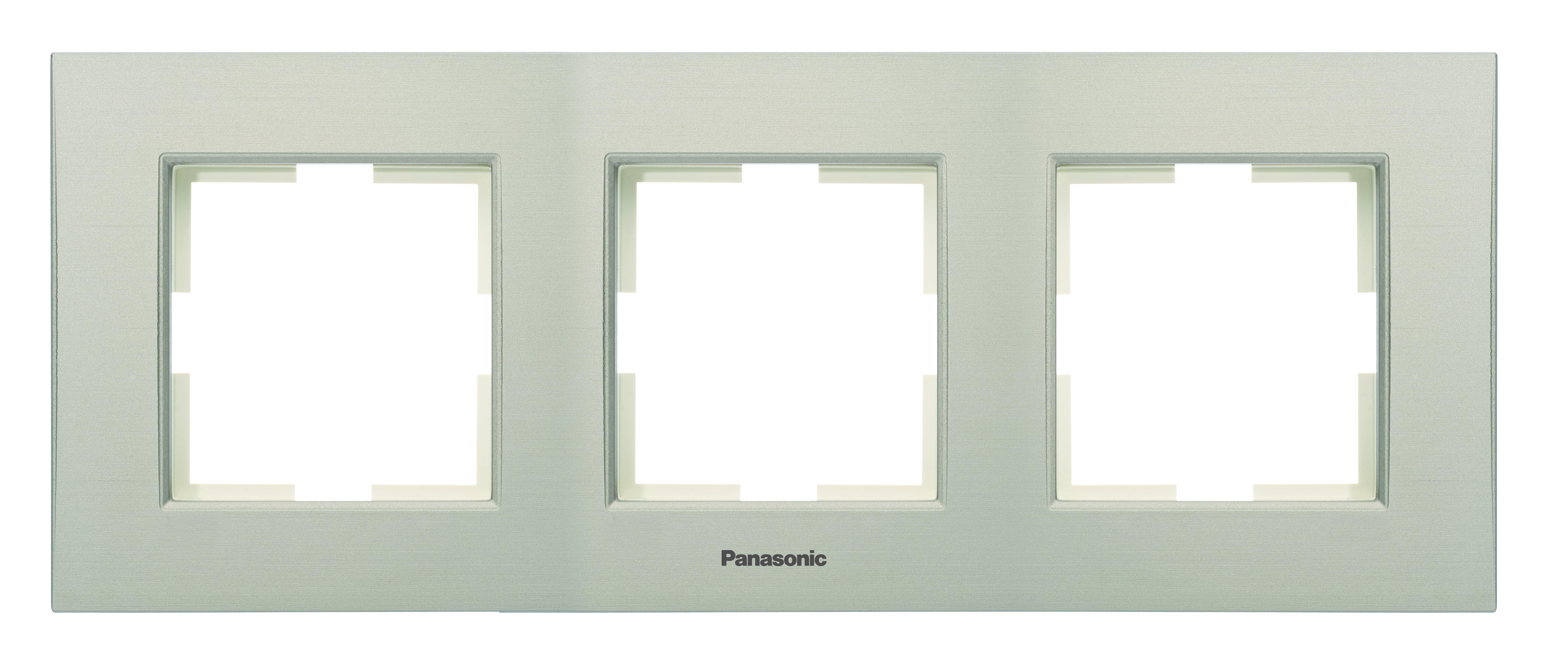 Рамка Panasonic Wktf0802-2dg-res karre plus dg рамка для фото jardo