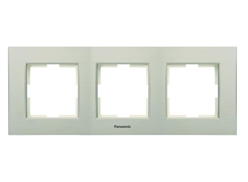 Рамка PANASONIC WKTF0802-2DG-RES Karre Plus