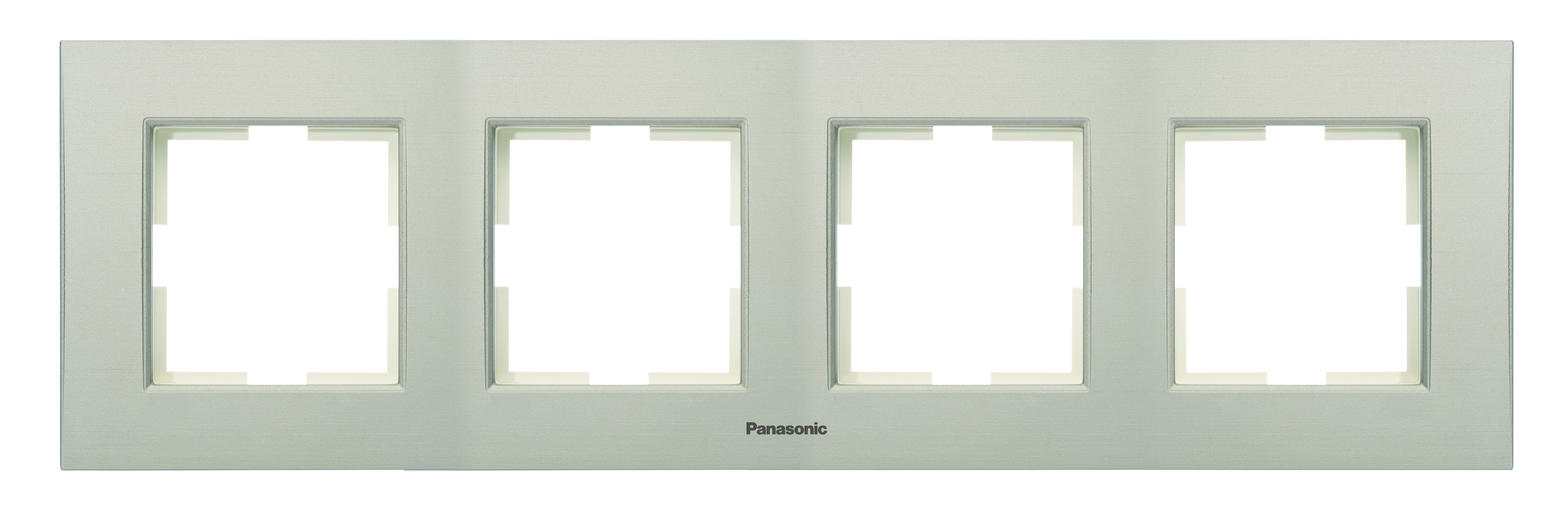 Рамка Panasonic Wktf0803-2dg-res karre plus dg рамка для фото jardo