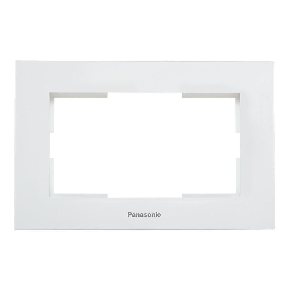 Рамка Panasonic Wktf0805-2bg-res karre plus