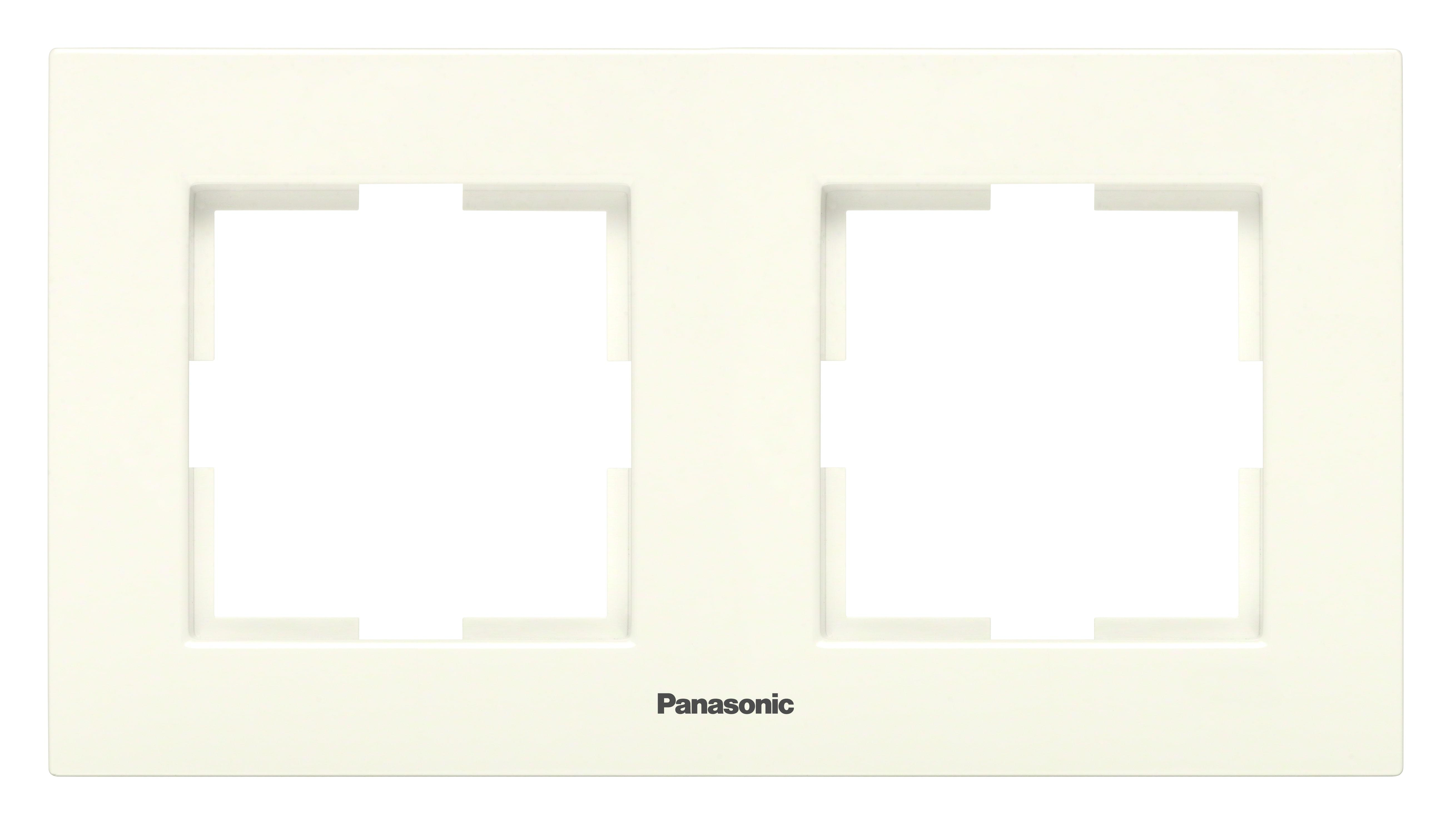 Купить Рамка Panasonic Wktf0812-2wh-res karre plus