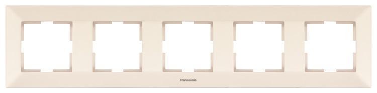 где купить Рамка Panasonic Wmtf0804-2wh-res arkedia дешево