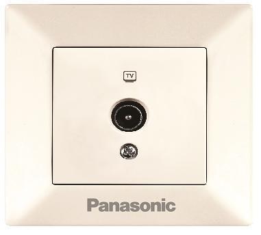 Картинка для Розетка Panasonic Wktf0809-2bg-res arkedia