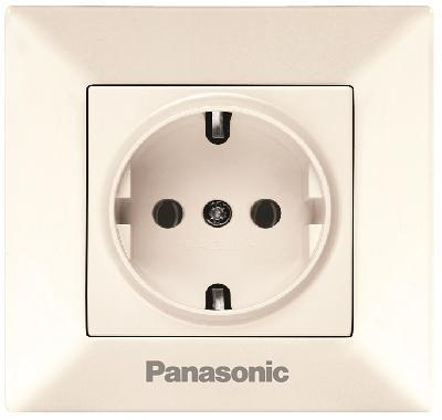 Розетка Panasonic Wmtc0402-2bg-res arkedia