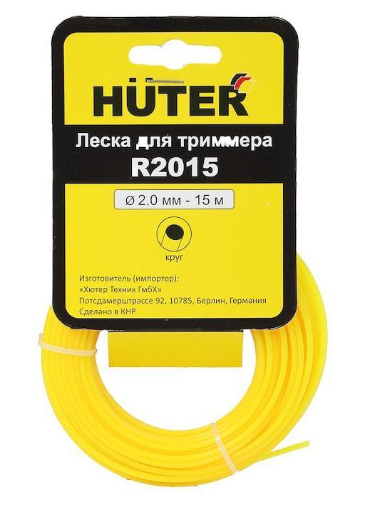 Леска для триммеров Huter R2015
