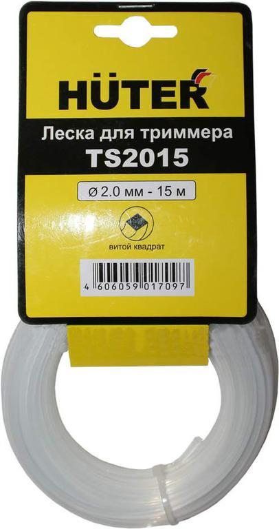 купить Леска для триммеров Huter Ts2015 дешево