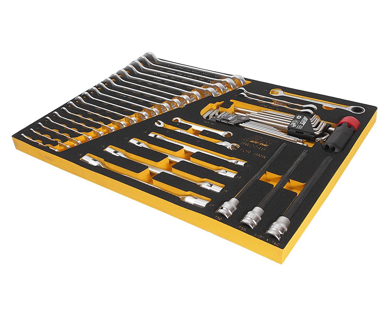 Набор инструментов Jtc Bw2048