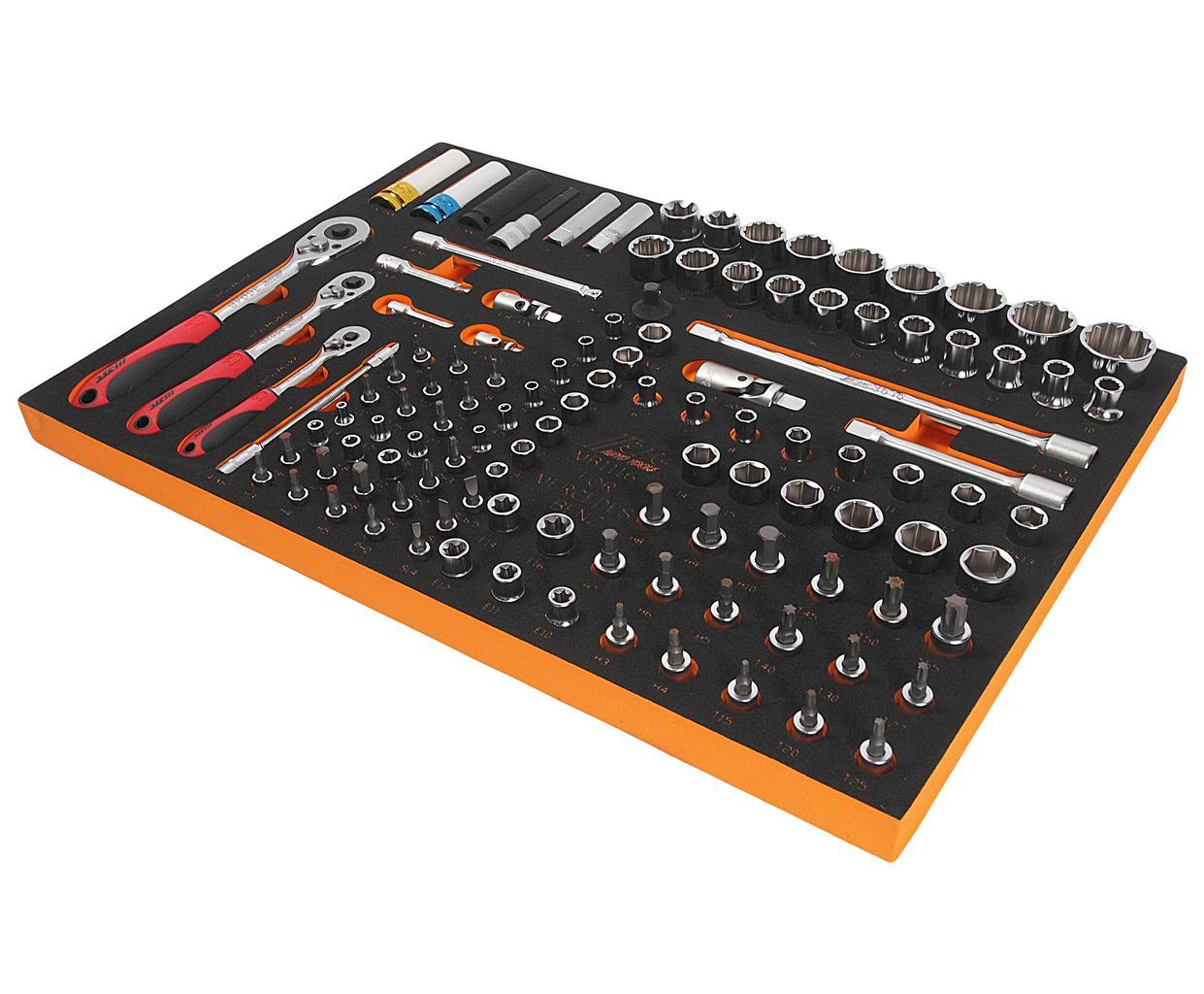 Набор инструментов Jtc Mb1116