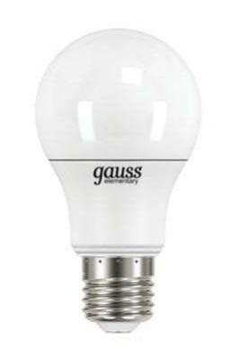 Лампа светодиодная Gauss набор 9+1 в подарок 23227А