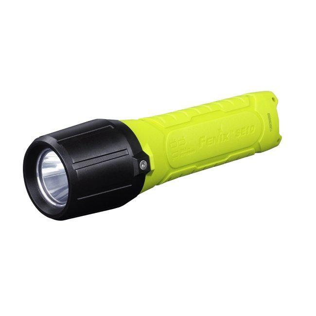 Фонарь Fenix Se10 ручной фонарик fenix e21 aa r4 led 170