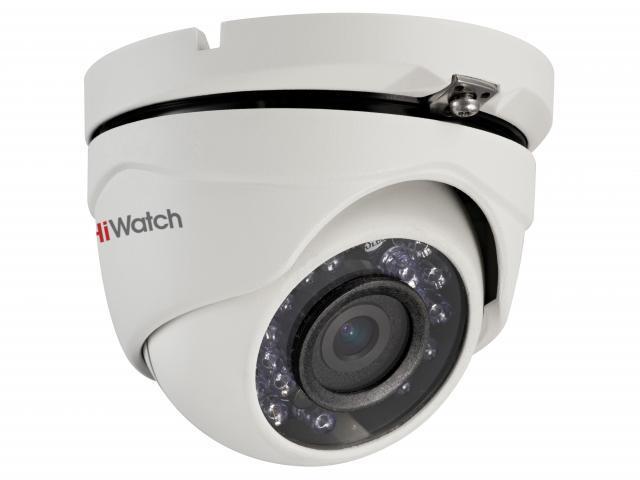 Фото - Камера видеонаблюдения Hiwatch Ds-t203 (2.8 mm) видео