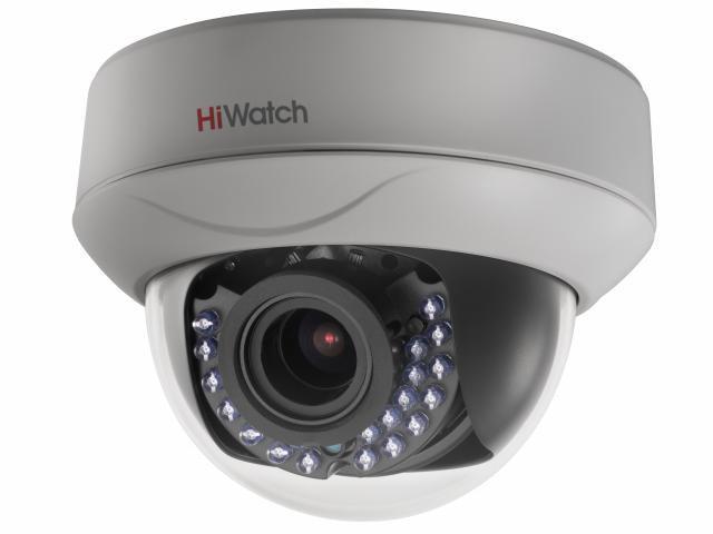 Фото - Камера видеонаблюдения Hiwatch Ds-t207 видео