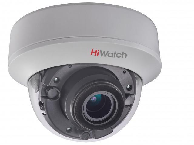 Фото - Камера видеонаблюдения Hiwatch Ds-t507 (2.8-12 mm) видео