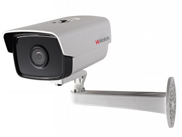 Камера видеонаблюдения Hiwatch Ds-i110 (4 mm) ip камера hiwatch ds i110