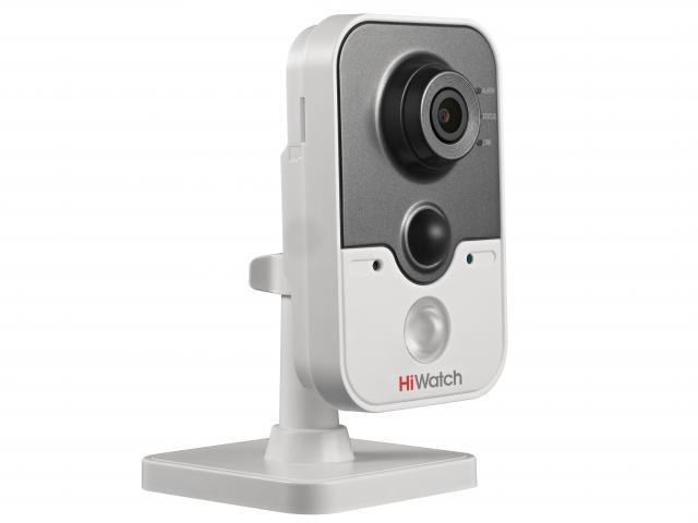 Камера видеонаблюдения Hiwatch Ds-i114w (4 mm) камера видеонаблюдения hikvision ds 2cd2022wd i 4 mm ds 2cd2022wd i 4 mm