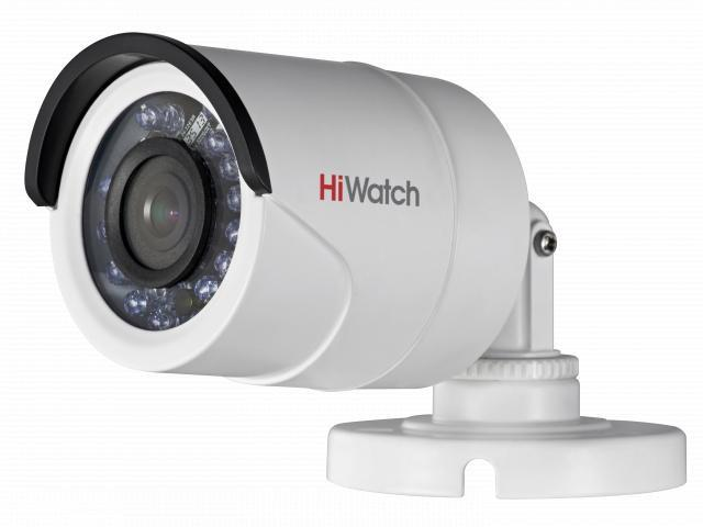 Камера видеонаблюдения Hiwatch Ds-i120 (4 mm)