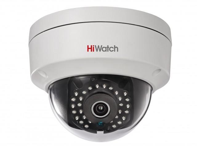 лучшая цена Камера видеонаблюдения Hiwatch Ds-i122 (2.8 mm)