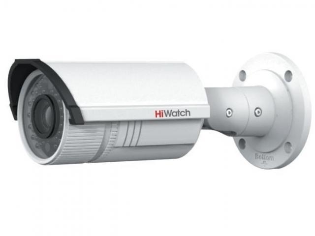 Фото - Камера видеонаблюдения Hiwatch Ds-i126 видео