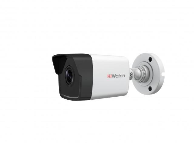 Камера видеонаблюдения Hiwatch Ds-i200 (4 mm) камера видеонаблюдения hikvision ds 2cd2022wd i 4 mm ds 2cd2022wd i 4 mm